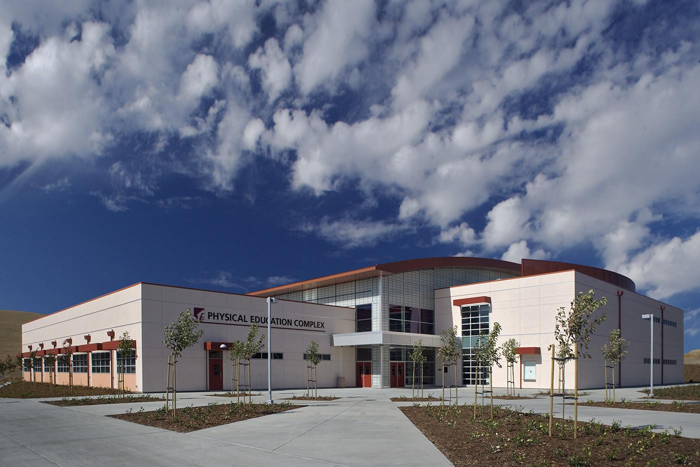 Las Positas Community College Pe Complex Lionakis