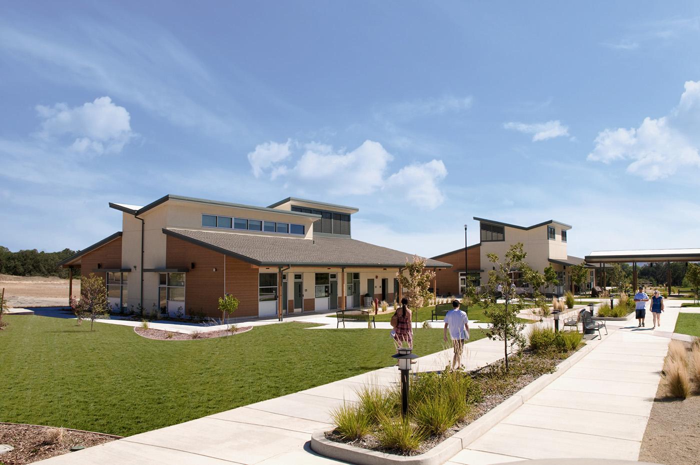 Shasta College Tehama Campus Map.Shasta College Tehama Campus Lionakis