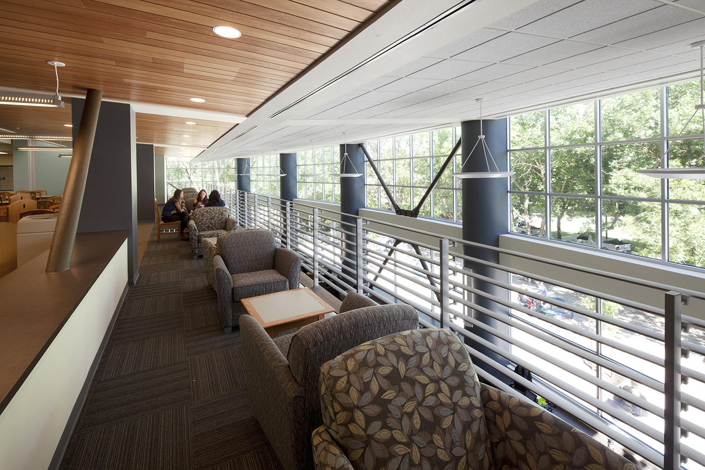 American River College Library | Lionakis