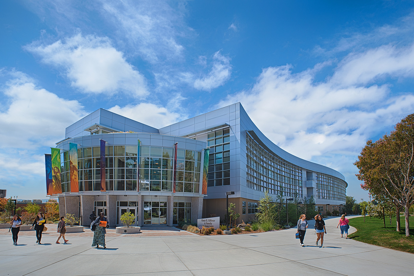 Classroom Design Higher Education ~ Mission college gillmor center lionakis